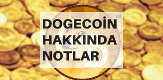 Dogecoin $Doge Hakkında Notlar